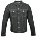 Veste RIDE & SONS Renegade Denim Jacket Rinsed Blue