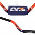 Guidon NEKEN Fatbar Mini (28.6mm) Orange Bleu