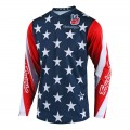 Maillot TROY LEE DESIGNS GP Star Navy 2018