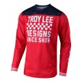 Maillot TROY LEE DESIGNS GP Air Raceshop Red 2019