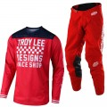 Tenue TROY LEE DESIGNS GP Air Raceshop Red 2019