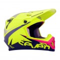 Casque Seven MX-9 Mips Ignite Jaune Fluo