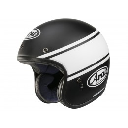 Casque ARAI Freeway Classic Bandage Black