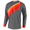 Maillot TROY LEE DESIGNS GP Prisma 2 Gray