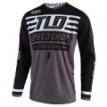Maillot TROY LEE DESIGNS GP Air Bolt Black