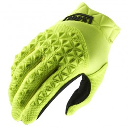 Gants 100% Airmatic Fluo Yellow