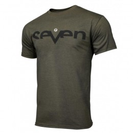 Tee Shirt SEVEN Brand 2.0 Army