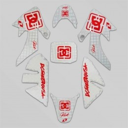 Kit déco DC SHOES - CRF 70