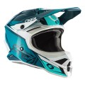Casque O'NEAL 3SRS Stardust Teal / Mint 2020