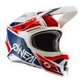 Casque O'NEAL 3SRS Stardust White / Blue / Red 2020