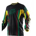 Maillot TROY LEE DESIGNS GP Rasta 09