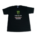 Tee shirt PRO CIRCUIT - Kawasaki / Monster 2010