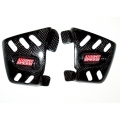 Carters de protection moteur LIGHT SPEED carbone - CRF 150R