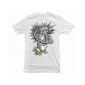 Tee shirt METZGER UNLIMITED - Spark'D Blanc
