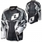 Maillot ONE INDUSTRIES - Carbon Blocky Gris 2010