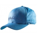 Casquette TROY LEE DESIGNS - Signature Bleu 2010