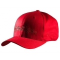 Casquette TROY LEE DESIGNS - Signature Rouge 2010