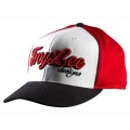 Casquette TROY LEE DESIGNS - Sweet Pea Rouge 2010