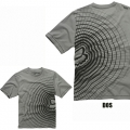 Tee shirt FOX RACING (ENFANT) - Vortex Graphite 2009