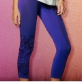 Legging FOX RACING - Tribeca Violet 2010