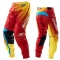 Pantalon TROY LEE DESIGNS (ENFANT) - GP VOLTAGE Red / Yellow 2011