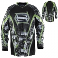 Maillot SHIFT - Strike Mark Vert 2011