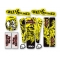 Trim Kit FX METAL MULISHA - Jaune 2010