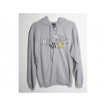 Sweatshirt HART & HUNTINGTON (Femme) - Rockstar TEAMED UP Gris