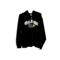 Sweatshirt HART & HUNTINGTON (Femme) - Rockstar TEAMED UP Noir