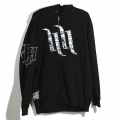 Sweatshirt HART & HUNTINGTON -  BURIED ALIVE Noir