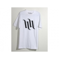 Tee shirt HART & HUNTINGTON - 4 BAR Blanc