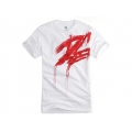 Tee shirt DC Shoes - Bludgeon Blanc 2010