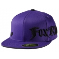 Casquette FOX RACING - Smooches Violet 2011