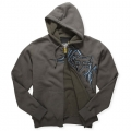 Sweatshirt FOX RACING - Unify Sherpa Graphite 2011