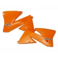 Ouies de radiateurs UFO - SX65 09-11 / HOLESHOT Orange