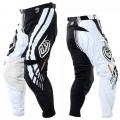 Pantalon TROY LEE DESIGNS - SE IMPERIAL Blanc/Noir 2011