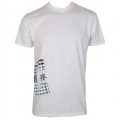 Tee shirt DC Shoes - Brother Blanc