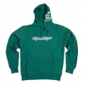 Sweatshirt TROY LEE DESIGNS - Signature 2 Dark Green 2011