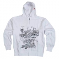 Sweatshirt TROY LEE DESIGNS (Enfant) - Medusa Blanc