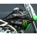 Kit déco BBR Monster Phantom Vegas - KLX 110/L
