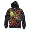 Sweatshirt FOX RACING - ROCKSTAR Spike 2011