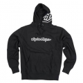 Sweatshirt TROY LEE DESIGNS - Signature 2 Black 2011
