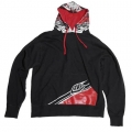 Sweatshirt TROY LEE DESIGNS - MX Hoodie Noir 2011