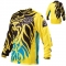Maillot TROY LEE DESIGNS - GP Air Beast Lion Jaune 2012