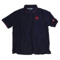 Polo TROY LEE DESIGNS - Skull Navy 2011