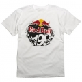 Tee Shirt PASTRANA 199 - RED BULL White