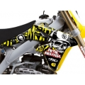Kit déco FACTORY EFFEX Metal Mulisha RMZ 250 - 07/09