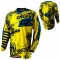Maillot O'NEAL - ELEMENT TOXIC Black/Yellow 2012