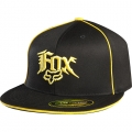 Casquette FOX RACING - Equilibrium 210 fitted Noir 2012