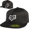 Casquette FOX RACING - Premiere 210 fitted Noir 2012